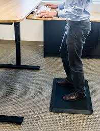 Standing Desk Floor Mat Amazon Com Standee Anti Fatigue Standing Mat Extra Thick For
