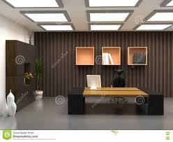bureaux modernes le bureau moderne image stock image du meubles travail 2263387