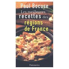 paul bocuse recettes cuisine meilleures recettes des régions de de paul bocuse format broché