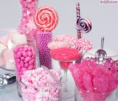 pink candy buffet close up photo of a pink candy buffet fe u2026 flickr