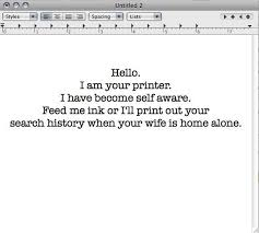 College Printer Meme - my neighbor has an unsecured wireless printer i just sent this