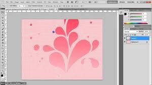 membuat poster photoshop cs3 tutorial membuat wallpaper simple di photoshop youtube