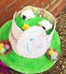 Easter Bonnet Decorations by Easter Bonnets Thimble End