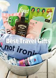 travel gift basket best travel gifts travel gift idea kleinworth co