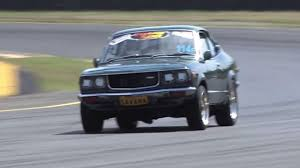 classic mazda video this tuned mazda sounds like an old f1 car top gear
