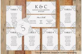 wedding table plan template free download wedding seating chart template download instantly edit