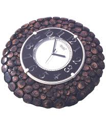 ajanta wooden wall clock buy ajanta wooden wall clock at best
