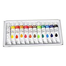 amazon paint by numbers black friday amazon com us art supply professional oil paints 12 tubes oil