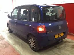 fiat multipla wallpaper fiat multipla 1 9 diesel manual mot 17 02 2018 brg vehicle