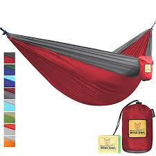 wise owl outfitters the ultimate single double camping hammocks review