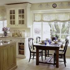 Pictures Of French Country Kitchens - inspiration of french kitchen curtains and french country fpudining