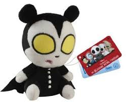 mopeez nightmare before vire teddy travel sized