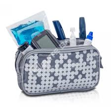 Cool Designs Dia U0027s Cool Designs Diabetes Bag Silver