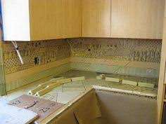 kitchen tile countertop ideas painting tile countertops http www rocheroyal com painting