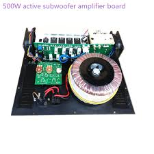 home theater subwoofer amplifier online buy wholesale active subwoofer amplifier from china active