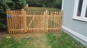 potomac fences u2013 2 x 2 picket
