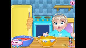 jeux de cuisine pour bébé bébé dessin animé cuisine pour gelé jeu des jeux fait à la maison