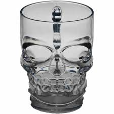 halloween barware skull mug halloween decoration walmart com