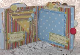 baby boy scrapbook album rodarte baby boy paper bag scrapbook album