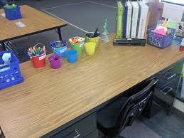 Classroom Desk Set Up The Teacher U0027s Desk Setting Up The Classroom Series Clutter