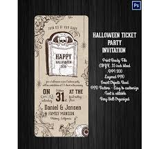 death ahead halloween clipart vector 64 awesome halloween invitations and flyers for your spooky