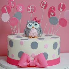 baby shower centerpieces for girl ideas girl baby shower cakes you can look easy baby shower cake ideas