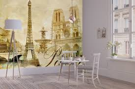 wall mural paris vintage fotomurales arte kids wall mural strawberry shortcake