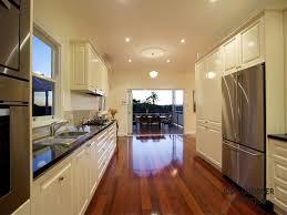 modern galley kitchen design interior design
