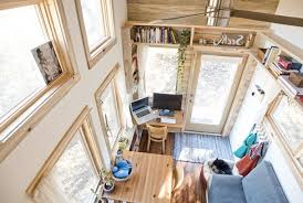 Tiny house for two family members