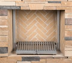 home decor stainless steel fireplace insert small backyard patio