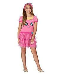 Donut Halloween Costume Girls Shopkins Halloween Costumes Spirithalloween