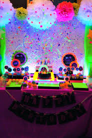 Cheetah Party Decorations Neon Cake Decorating Ideas Best Party Decorations On U2013 Drone Fly Tours