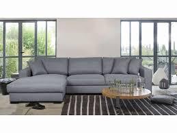 canapé gris anthracite pas cher idee deco jardin exterieur pas cher génial canape velours gris