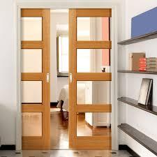 interior doors home hardware decoration double screen pocket door home depot with decorative