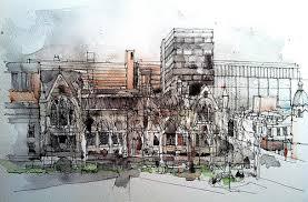 urban sketch a gallery on flickr