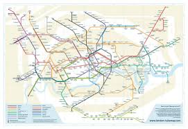 Ttc Subway Map by London U0027s Iconic Underground Map Could Use Facelift Designer Says