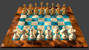 cool chess boards 3d chess board design white player view by 8dfineart on deviantart
