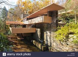 mill run pennsylvania usa oct 25 the fallingwater designed