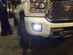 2015 gmc sierra fog lights 15 led fog lights page 3 chevy and gmc duramax diesel forum