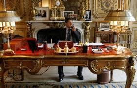 bureau president montre moi ton bureau et je te dirai qui tu es
