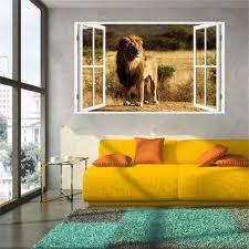 aliexpress com buy 2017new product 3d windows decal wall sticker