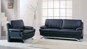 sofas with metal legs black leather contemporary living room sofa with metal legs