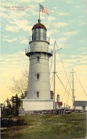 Cape Elizabeth Lights Lighthouses Of The U S Southern Maine