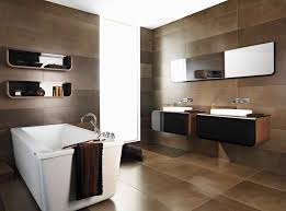 Ceramic Tile Bathroom Ideas Exterior Design Modern Bathroom Design With Free Standing Bathtub