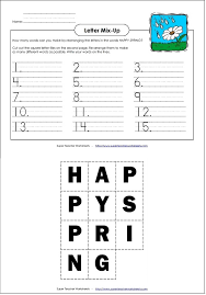 how many words can you make using the phrase happy