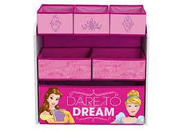 Disney Toy Organizer Princess Multi Bin Toy Organizer Delta Children U0027s Products