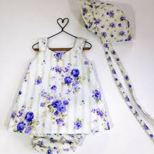 12 month baby floral dress baby from lizzybethbaby on etsy