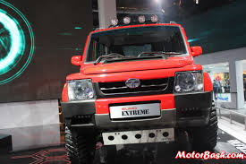 jeep tata tata launches rugged sumo extreme 4x4 pics specs u0026 details