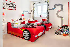 bedroom kids room decor for boys bedroom car themed with cool