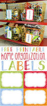 Labels For Kitchen Canisters Best 20 Pantry Organization Labels Ideas On Pinterest Pantry